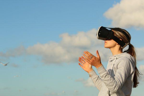 Avoir un casque de réalité virtuelle